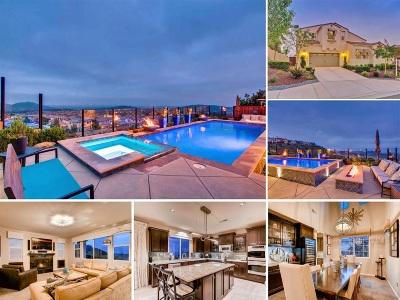 San Marcos Single Family Home For Sale: 1089 Vega Way