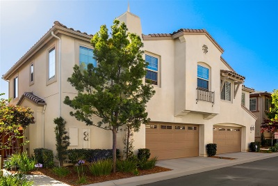 San Marcos Townhouse For Sale: 2270 Flatiron Way