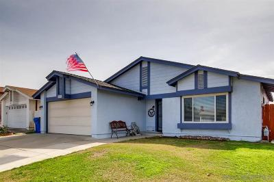 Single Family Home For Sale: 10245 Trails End Circle