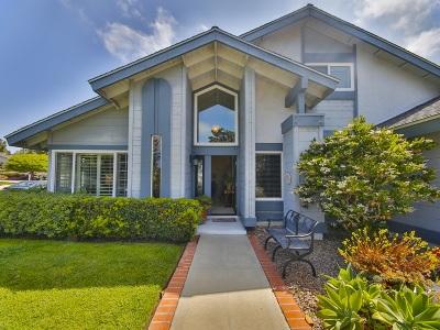 Single Family Home For Sale: 3123 Quebrada Ct.