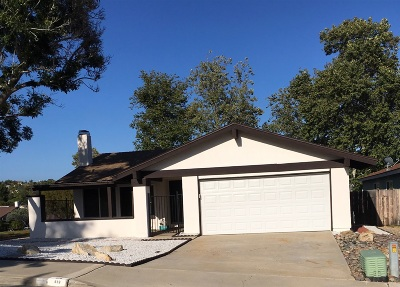San Marcos Single Family Home For Sale: 619 Laguna Dr
