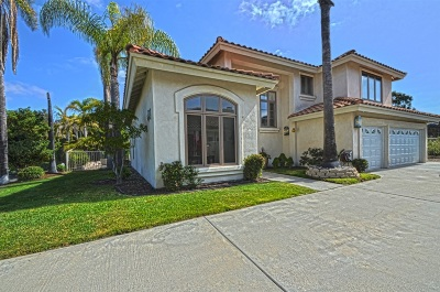 Oceanside Single Family Home For Sale: 1842 Poumele Way