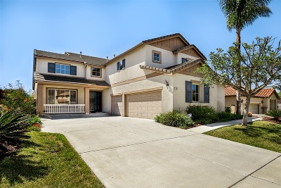 San Marcos Single Family Home Sold: 594 Chesterfield Cir