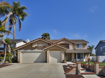 Single Family Home For Sale: 3817 Carnegie Dr