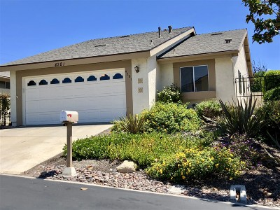 Single Family Home For Sale: 4281 Misty