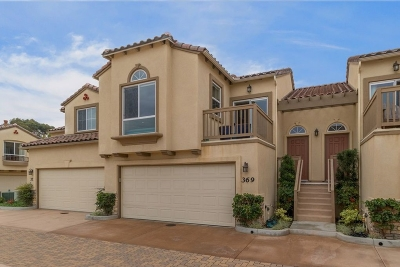 Carlsbad Townhouse For Sale: 755 Magnolia Ave