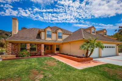 Single Family Home For Sale: 13775 Calle Seco