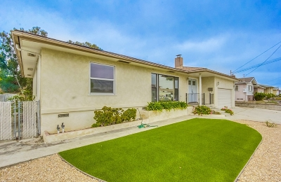 Single Family Home Contingent: 6775 Hibiscus Dr