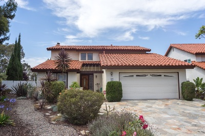Oceanside Single Family Home For Sale: 201 Todd Ct