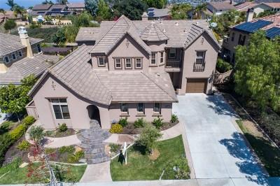 La Costa Oaks Single Family Home For Sale: 7285 Calle Conifera