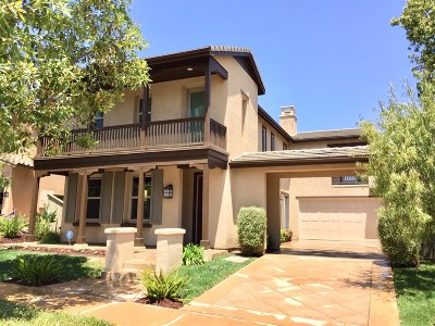 Single Family Home For Sale: 16061 Penny Ln