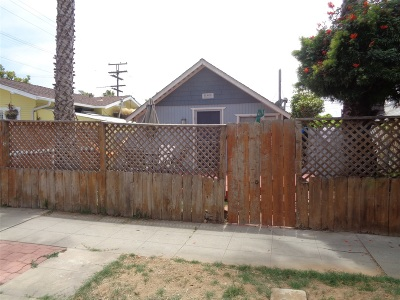 Single Family Home Pending: 4909 Muir Ave