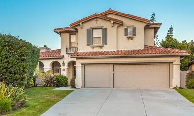 La Costa Valley Single Family Home Sold: 3028 Corte Tilo