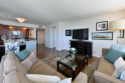 San Diego Attached For Sale: 3634 7th Avenue #13D