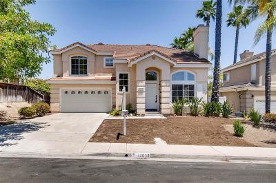 Single Family Home For Sale: 12039 Meriden Lane