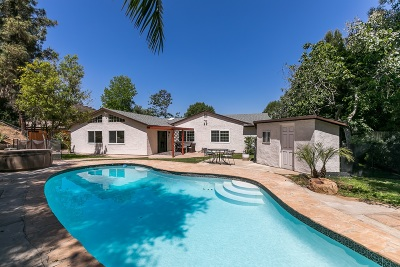 Single Family Home For Sale: 14433 Range Park Rd