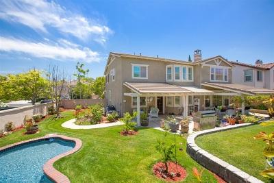 San Marcos Single Family Home For Sale: 1746 Tara Way