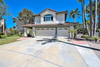 Single Family Home For Sale: 3473 Sitio Borde