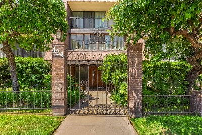 Del Mar Attached For Sale: 424 Stratford Ct. #B27