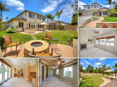 La Costa Valley Single Family Home Sold: 2988 Camino Serbal