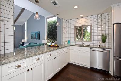 Rancho Santa Fe Attached Sold: 139 Via Coronado