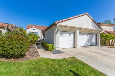 Escondido Single Family Home For Sale: 3131 Olive Knoll