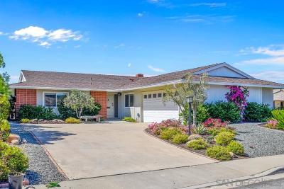 Seven Oaks Single Family Home For Sale: 16640 San Salvador Ct