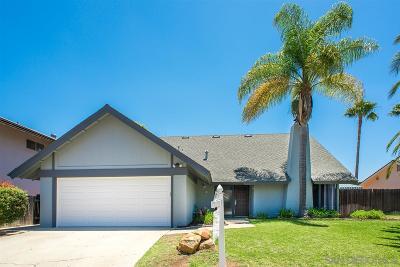 Single Family Home For Sale: 16807 Palmero