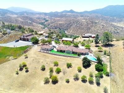 Single Family Home For Sale: 1845 Honey Springs