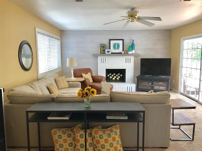 Escondido Single Family Home For Sale: 3310 Jasmine