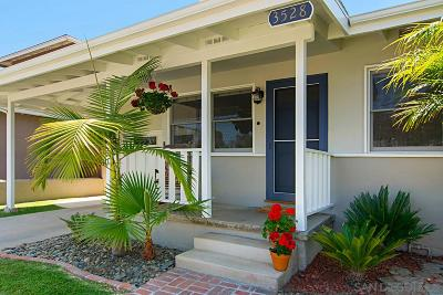 Single Family Home For Sale: 3528 Ottawa Ave.