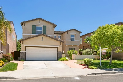 Single Family Home For Sale: 7155 Torrey Mesa Court