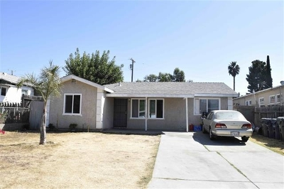 Single Family Home For Sale: 843 W 11th Ave