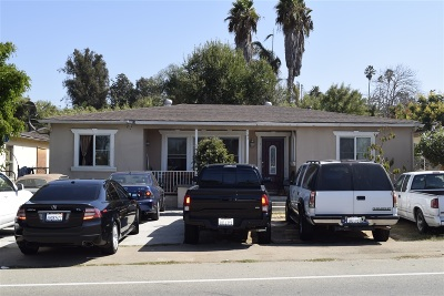 Single Family Home For Sale: 743 N Citrus Ave