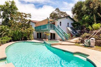 Vista Single Family Home For Sale: 631 Hardell Lane
