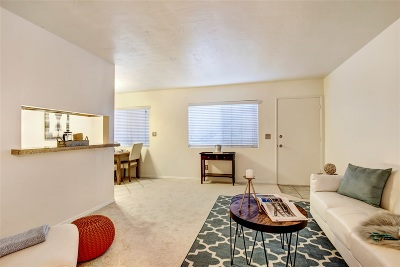 San Diego Attached For Sale: 1464 Essex St #2
