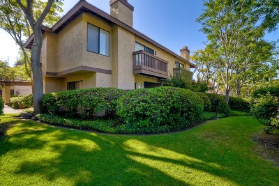 San Diego Attached For Sale: 1114 Nimbus Ln