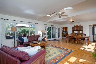 Single Family Home For Sale: 778 Bracero Road