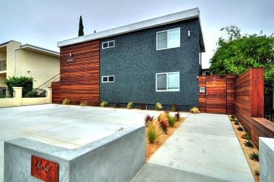 San Diego Multi Family 5+ For Sale: 4647 Alabama Street