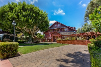 Single Family Home For Sale: 2518 San Marcos Ave