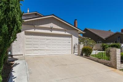 Single Family Home For Sale: 15240 Socorro Way