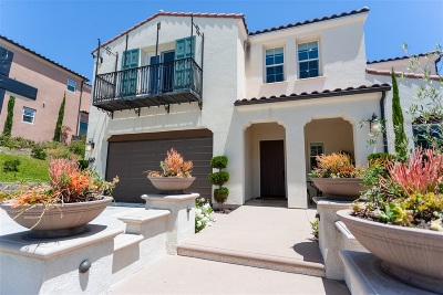 Carlsbad Single Family Home For Sale: 7326 Calle Pera
