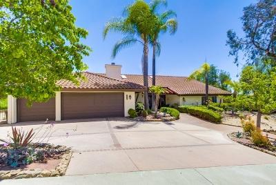 Single Family Home For Sale: 6993 Del Cerro Blvd