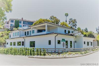 La Jolla Single Family Home For Sale: 1405 Al Bahr Dr