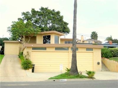 Single Family Home For Sale: 3641 Paul Jones Ave