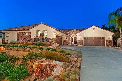 Single Family Home For Sale: 11521 Big Canyon Lane