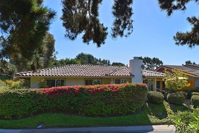 Solana Beach Attached For Sale: 103 Allende Court