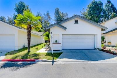 Single Family Home For Sale: 1232 Lancer Glen