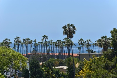 La Jolla Shores Single Family Home For Sale: 2416 Avenida De La Playa