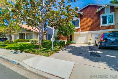 San Diego Condo For Sale: 1565 Bridgeview Drive